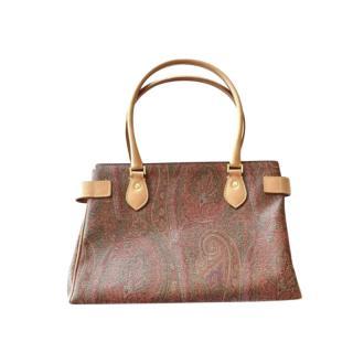 Etro Medium Paisley Jacquard Shoulder Bag