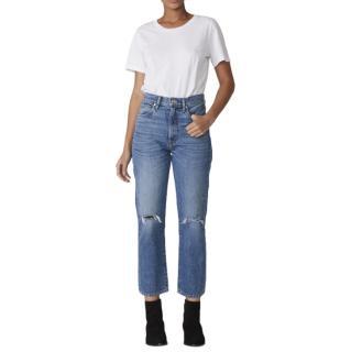 Slvrlake Denim London Crop Old Ways Jeans