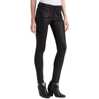 Rag & Bone Skinny Moto jeans