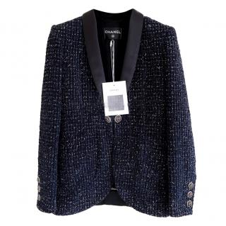 Chanel Paris/Egypt Lesage Metallic Tweed Tailored Jacket