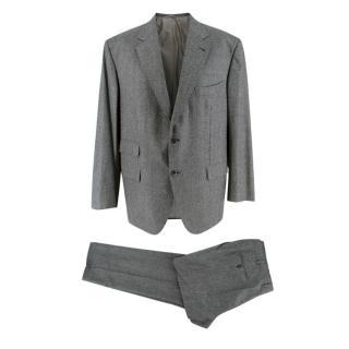 Donato Liguori Lightweight Wool Blend Suit
