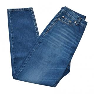 Saint Laurent Classic Slim Leg Jeans