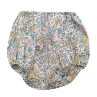 Bonpoint Cotton Multicoloured Floral Baby Bloomers