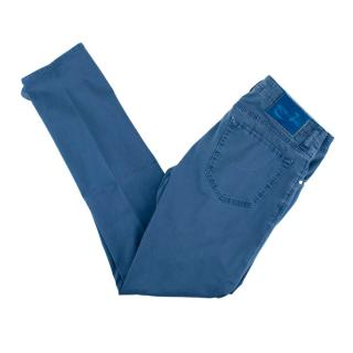 Jacob Cohen Mens Straight Leg Jean