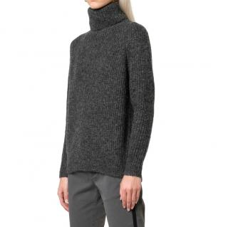 Nili Lotan Douglass merino wool blend jumper