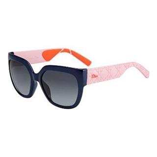 Dior Blue & Pink MyDior3R Oversize Sunglasses