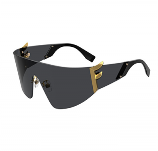 Fendi FF Freedom Shield Sunglasses