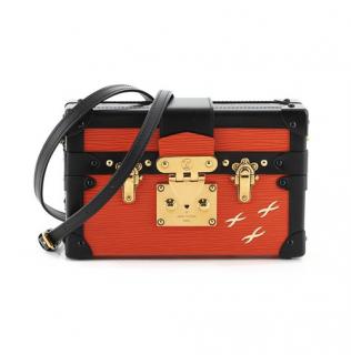 Louis Vuitton Epi Leather Petit Malle Shoulder Bag