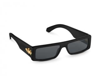 Louis Vuitton Black LV Lock Sunglasses