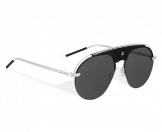 Dior (R)evolution Black Palladium Aviator Sunglasses