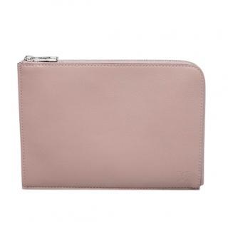 Louis Vuitton Leather Pochette Jour Pouch PM
