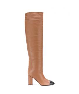 Stuart Weitzman Kimberly cap-toe boots