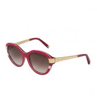 Louis Vuitton Petit Soupcon Cat-Eye Sunglasses