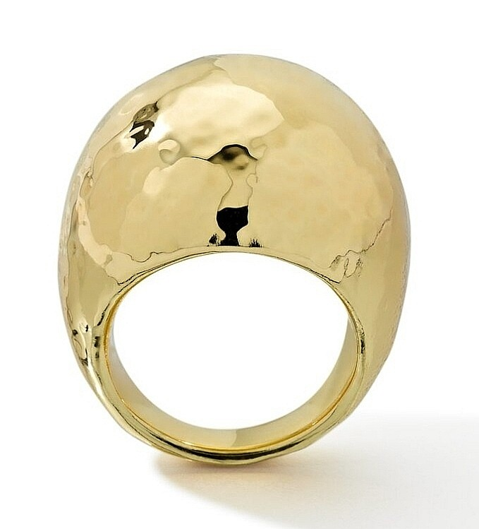 Ippolita 18ct Glamazon dome ring