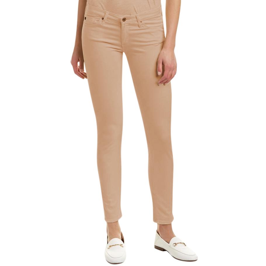 AG Jeans New Beige Prima Cigarette Leg Jeans