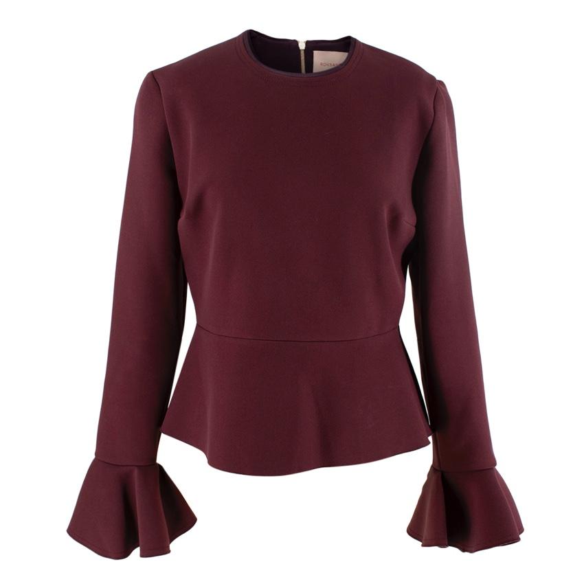 Roksanda Pink Long sleeves Top