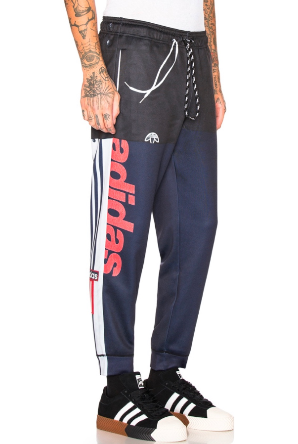 Alexander Wang x Adidas Logo Joggers