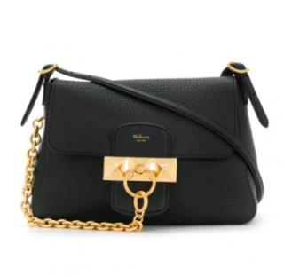 Mulberry Black Leather Keeley Mini Bag