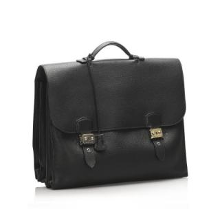 Hermes Clemence Sac a Depeche 42 Business Bag