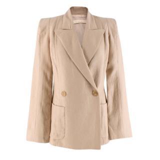 Anna Mason Cream Sharp Jacket