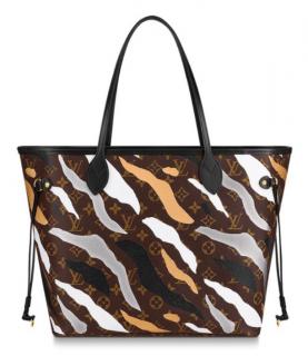 Louis Vuitton Monogram Canvas LVXLOL Neverfull MM Bag