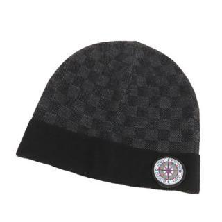 Louis Vuitton Damier Graphite Map Petit Hat