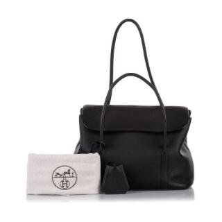 Hermes Clemence Leather Shoulder Bag