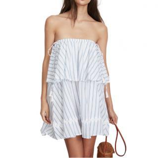 Faithfull The Brand Striped Madrid Dress