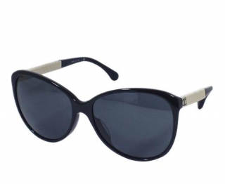 Chanel CC Quilted Tinted Sunglasses