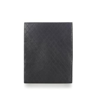 Chanel Diamond Stitch Portfolio Case/Clutch