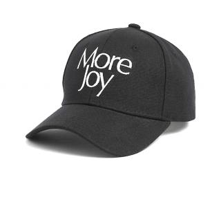 Christopher Kane Black More Joy Cap