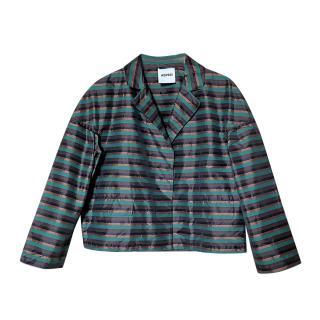Aspesi Striped Taffeta Jacket