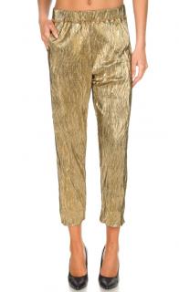 Rabens Saloner Gold Savy Pants