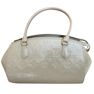 Louis Vuitton Pearl Vernis Vintage Top Handle Bag
