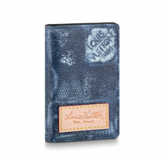 Louis Vuitton Salt Damier Limited Edition Pocket Organiser