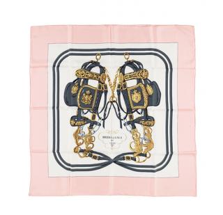 Hermes Brides De Gala Silk Scarf 90