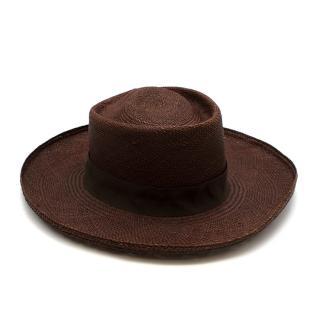Authentic Panama Paris Straw Hat