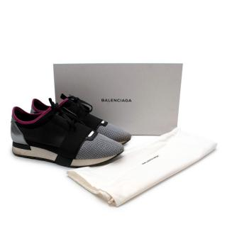 Balenciaga Tess S Gomma Low Top Sneakers