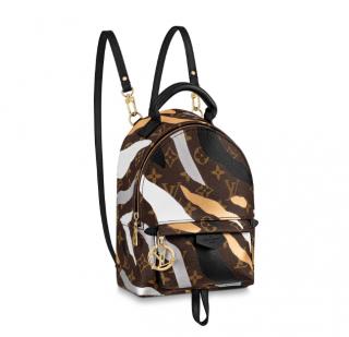 Louis Vuitton x LOL Monogram Palm Springs Mini Backpack