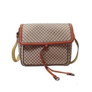 Bottega Veneta Intrecciato Stitch Messenger Bag