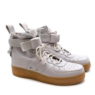 Nike SF Air Force 1 Mid Vast Grey Sneakers