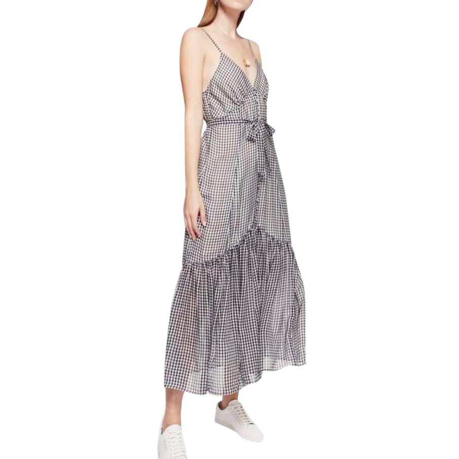 Cami NYC Gingham Laurel Sun Dress