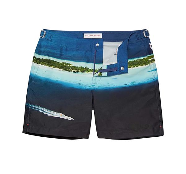 Orlebar Brown x One&Only Resorts swim shorts