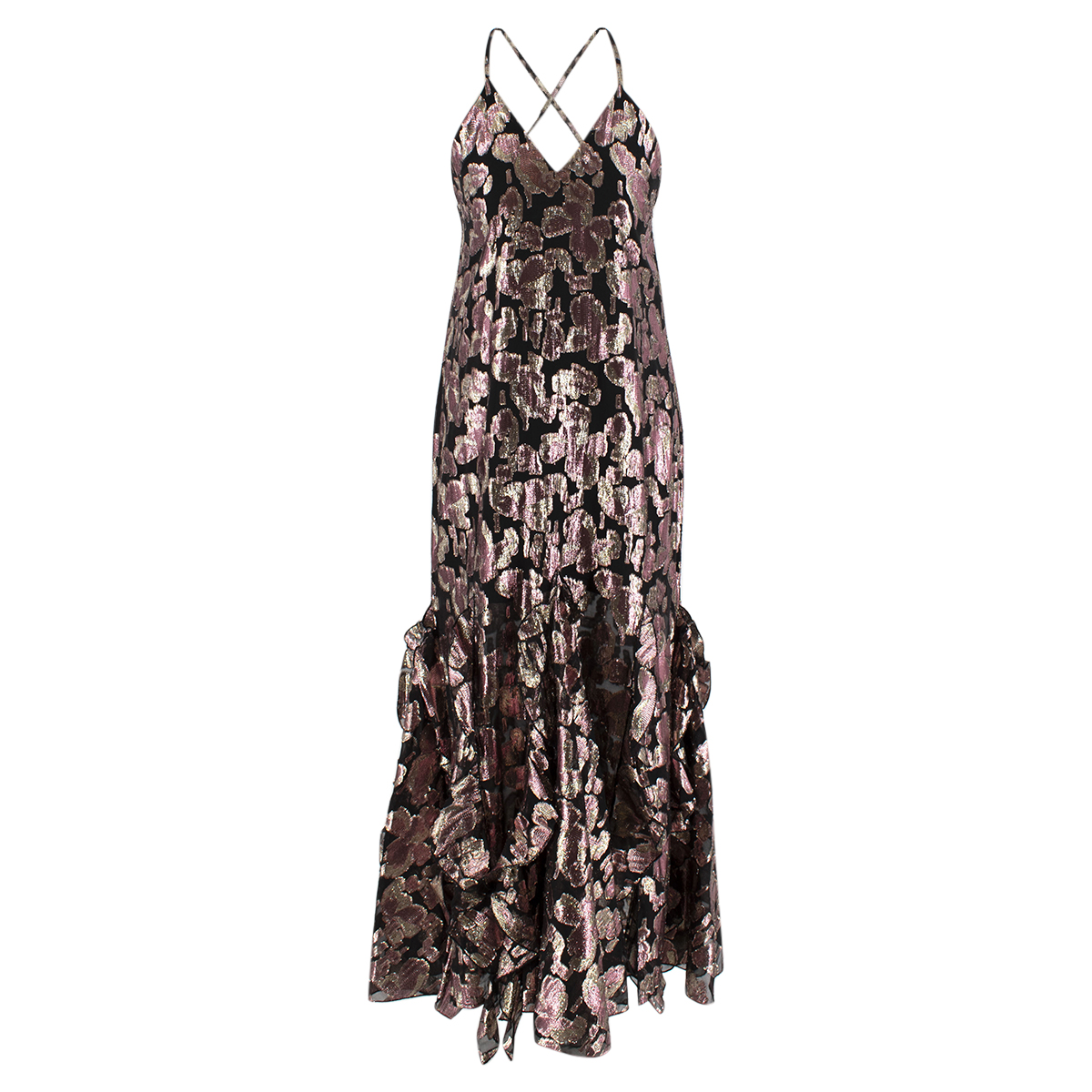 Alice McCall Best of You Metallic Dress