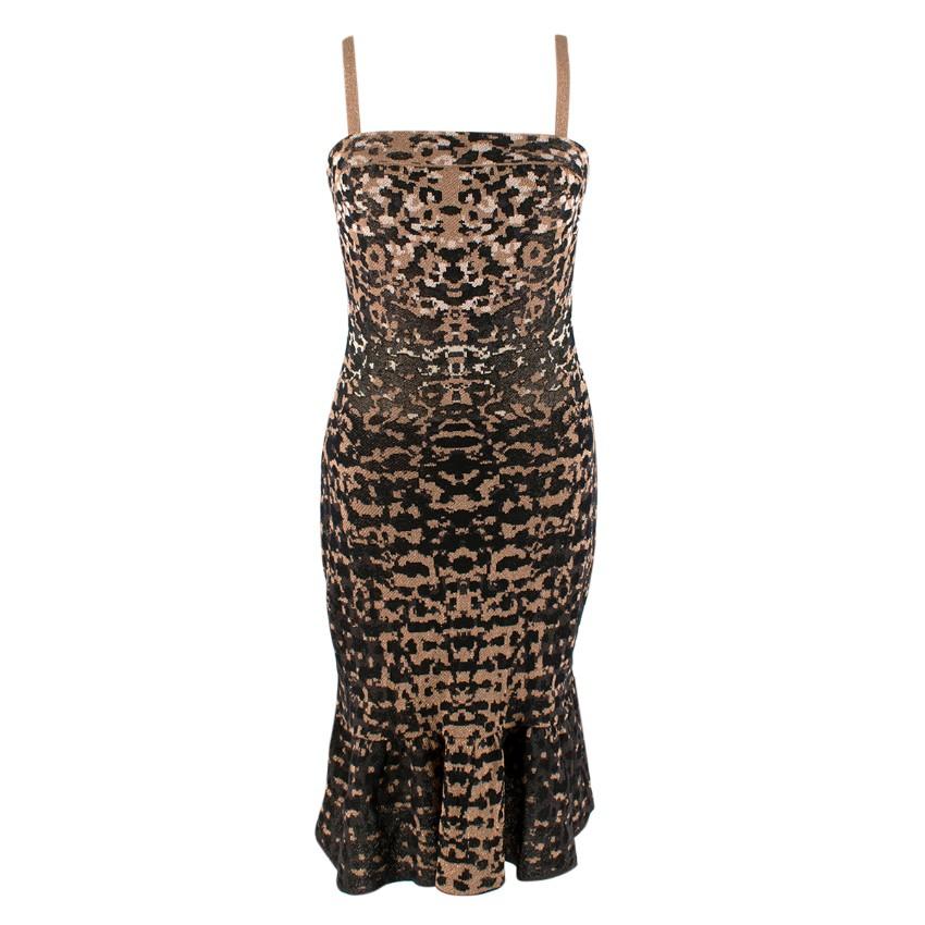 M Missoni Knit Midi Dress