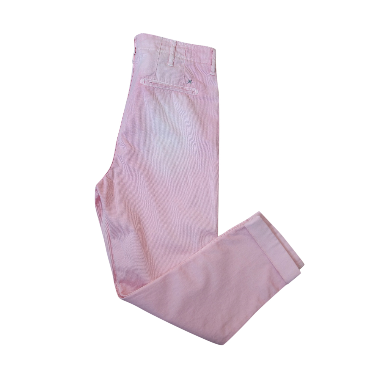 Closed Faded Pink Crop jeans