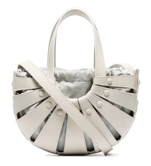 Bottega Veneta medium The Shell shoulder bag