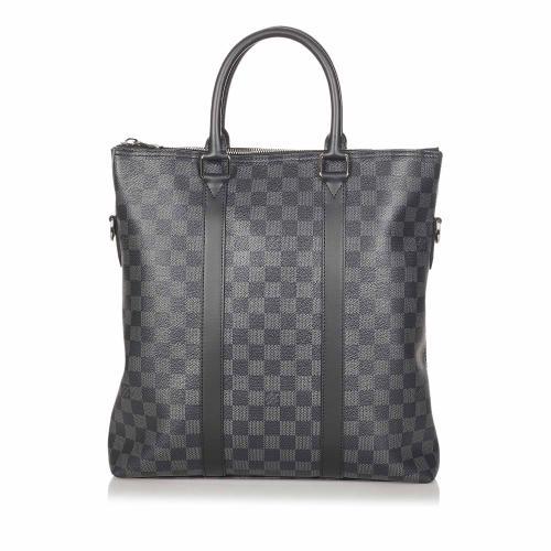 Louis Vuitton Damier Graphite Anton Tote