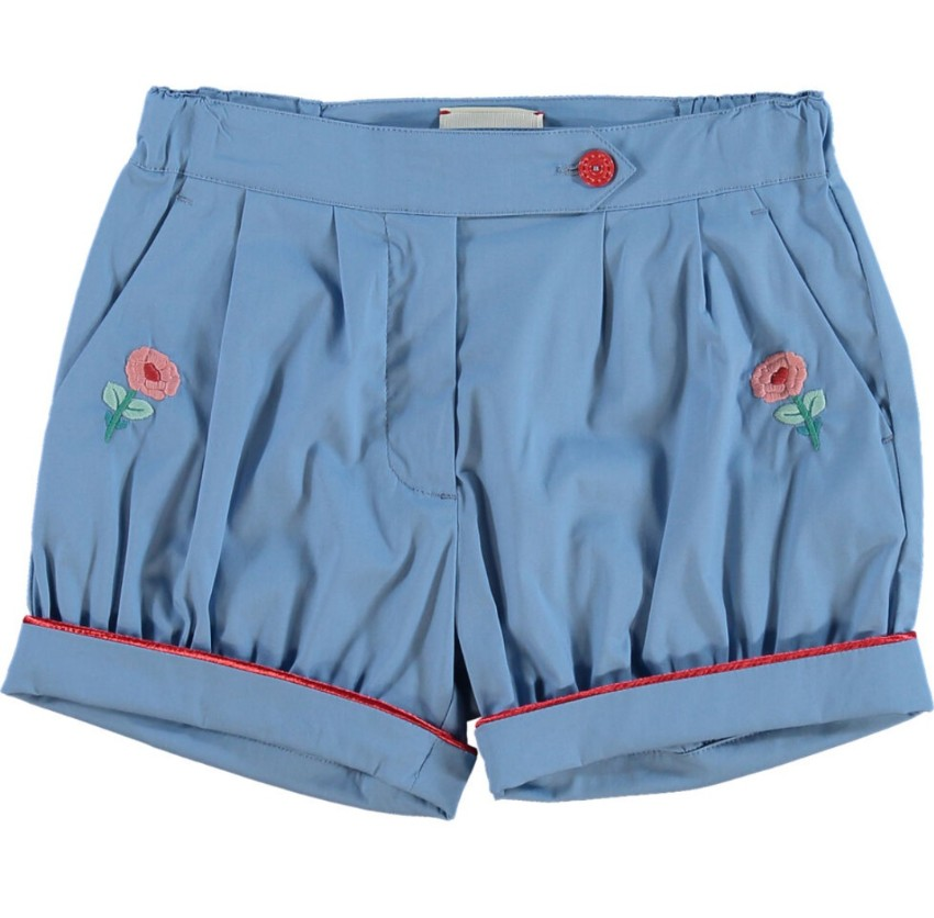 Gucci Kids 4 Years Blue Shorts