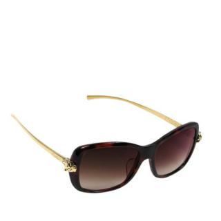 Cartier Panthere Tinted Sunglasses
